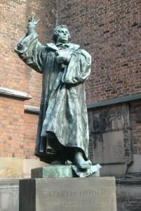 Martin Luther, auch ein geschickter Musiker